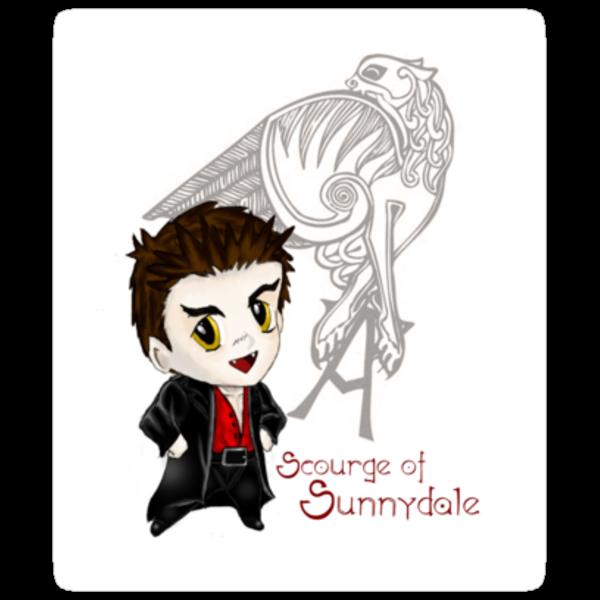 Scourge of Sunnydale by ElocinMuse