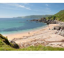 Great Mattiscombe Sand by Andrew Roland