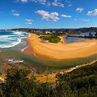Welcome to the  Northern Beaches of Sydney by Doug Cliff