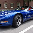 Corvette @ 50 by John Schneider