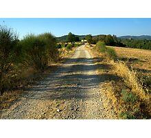 Tuscany, Italy, Arezzo Region Photographic Print