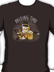 Raiding Time - Design #1 T-Shirt