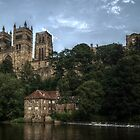 Durham Cathedral by Stephen Hall