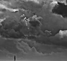 When a child stood tall against nature's wrath by clickinhistory