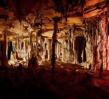 Halloween halls – Lehman Caves by Owed to Nature