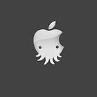 Cthulhu Apple by Eights
