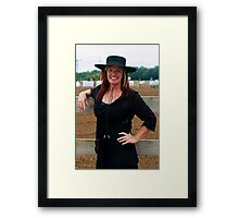 """""""Northern Ohio Outlaws"""" #32 Framed Print"""