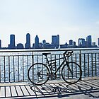 New York bike by Eugenia Gorac