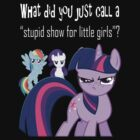 What did you just say? by jblee22