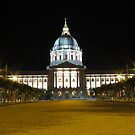 San Francisco City Hall by tabusoro