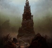 Frankenstein's Castle by Christopher Balaskas