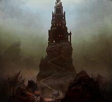 Frankenstein's Castle by Christopher Balaskas