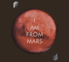 I Am From Mars by sherryswing