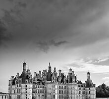 Chateau de Chambord III by Chris Tarling