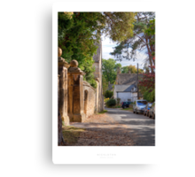 Mickleton Canvas Print