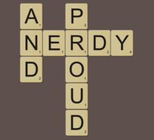 Nerdy And Proud by Shaun Beresford