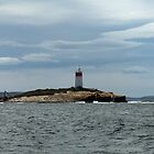 Iron Pot Lighthouse, A Storm Brewing!  by Callum Denholm