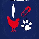 No145 My THE HANGOVER minimal movie poster by Chungkong
