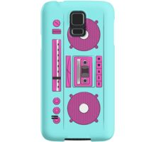 cassette player Samsung Galaxy Case/Skin