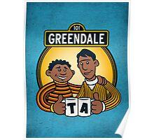 Greendale Street  Poster