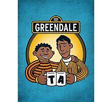 Greendale Street  Photographic Print