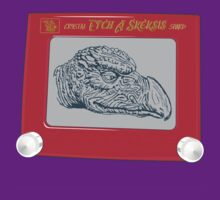 Etch-A-Skeksis by pixhunter