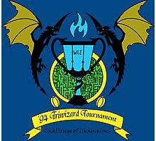 Triwizard Tournament '94 Photographic Print