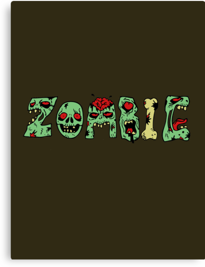 ZOMBIE by mbecks114