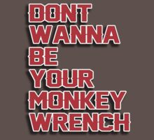 MONKEY WRENCH (FOO FIGHTERS) by DanFooFighter