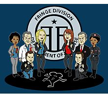Fringe the Animated Series Photographic Print