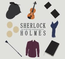 The Worlds Only Consulting Detective by Sammy Holmes
