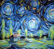 iberian nights by Matthew Scotland