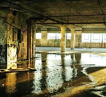 Water Damage by Jennifer Hodney