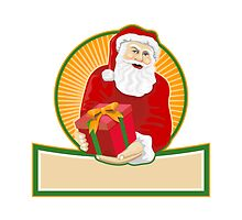 Father Christmas Santa Claus by patrimonio