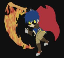 Chibi Ike's Great Aether by acedia1435