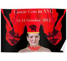 NYCC poster Poster