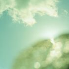 Sunny Sky Bokeh by syoung-photo