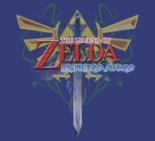 Skyward Sword Custom logo by Frostwraith