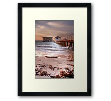 Early Morning at Queenscliff (2) Framed Print