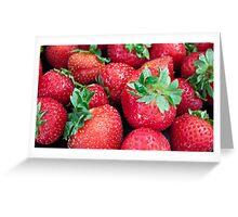 Strawberry Anyone... Greeting Card