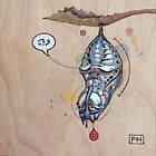 Pupa 06 by Fay Helfer