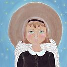 Guardian Angel of Love by Helga McLeod