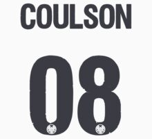 Earth's Mightiest Sports Team 'Coulson 08' by inesbot