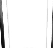 Digital camera isolated on white background DSLR on T-Shirt Sticker