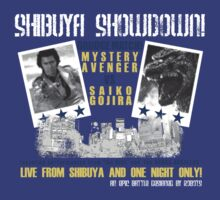Shibuya Showdown by flaxans