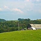 Preston County (WV) Farm by Bryan D. Spellman