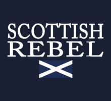 Scottish Rebel Flag by BethXP