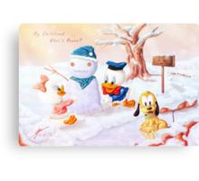 Disney Babies Canvas Print