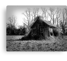 Forgotten and Lonely Canvas Print
