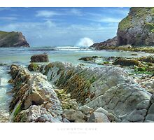 Lulworth Cove by Andrew Roland